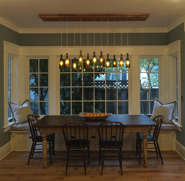 Wine Bottle Chandelier Spaceswith Categoryspaces