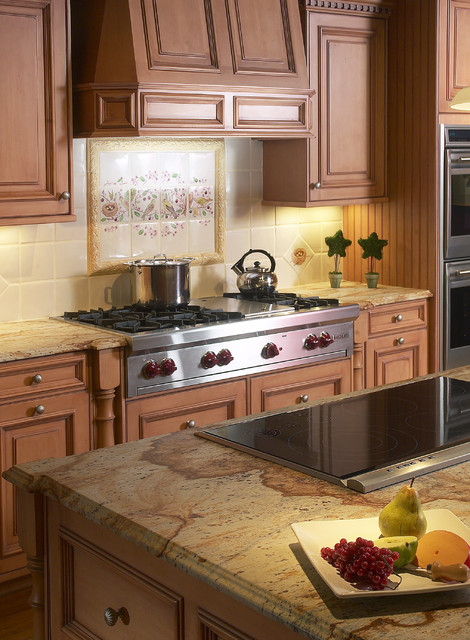 Wolf Cooktop Kitchen Traditional with Clarke Kitchen Clarke Showroom
