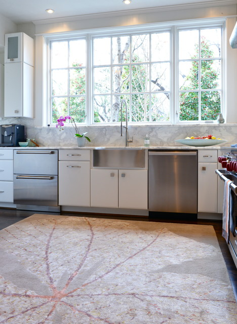 Wolf Stoves Kitchen Contemporary with Chef Kitchen Contemporary Kitchen