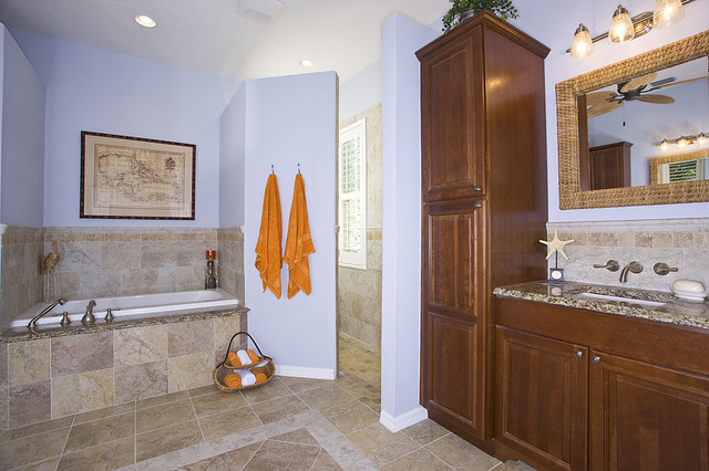 Woodmark Cabinets Bathroom Traditional with American Woodmark Cabinets Applied