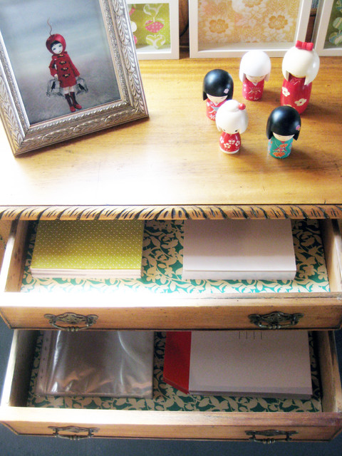 Writing Desk with Drawers Home Office Eclectic with Collection Diy Drawer Liners