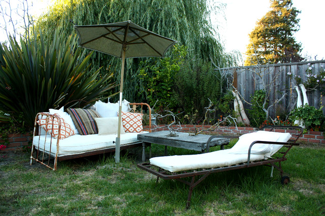 Xl Twin Bed Frame Patio Eclectic with Eclectic Decor Grass Patio