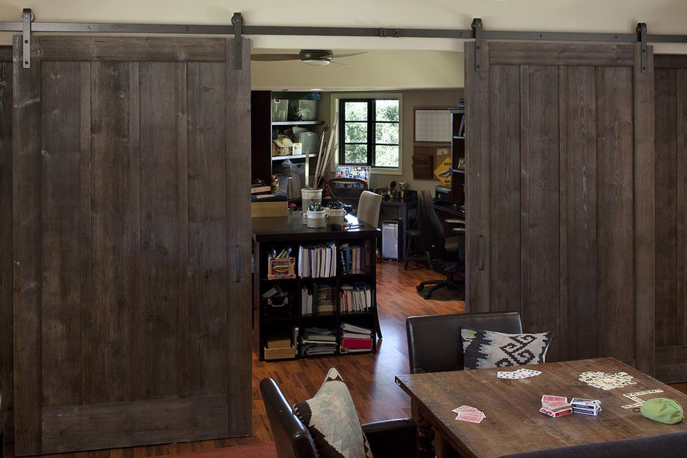Adirondack Barn Living  for Rustic Spaces and Room Dividers