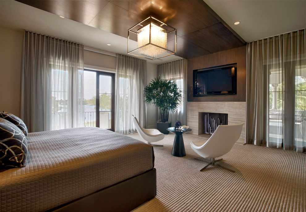 Ceiling Carpet  for Contemporary Bedroom and Carpeting