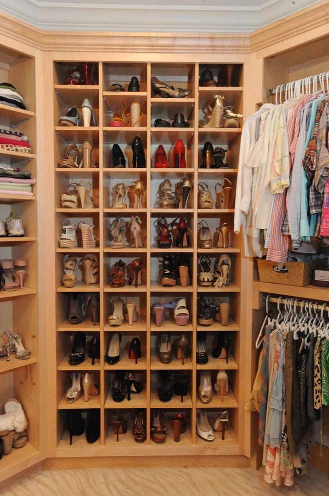 Ikea Decor Ideas for Shoes Organizer  for Traditional Closet and Closet Storage