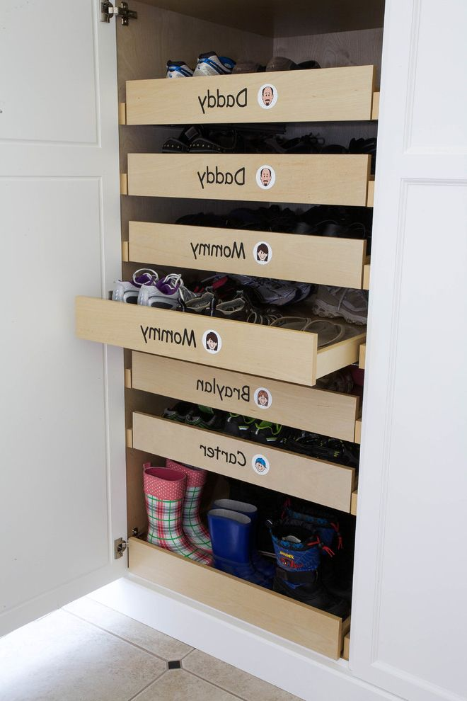 Ikea Decor Ideas for Shoes Organizer  for Traditional Closet and Shoe Organizer