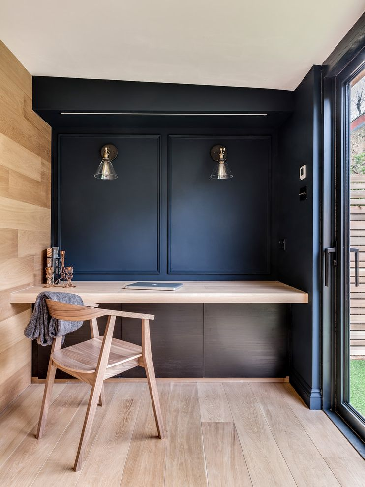 Ikea Houzz for Scandinavian Home Office and Sliding Glass Door