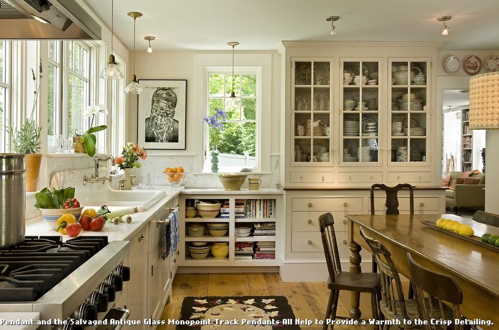Kitchens with Utility Sinks for Farmhouse Kitchen and Wooden Chairs