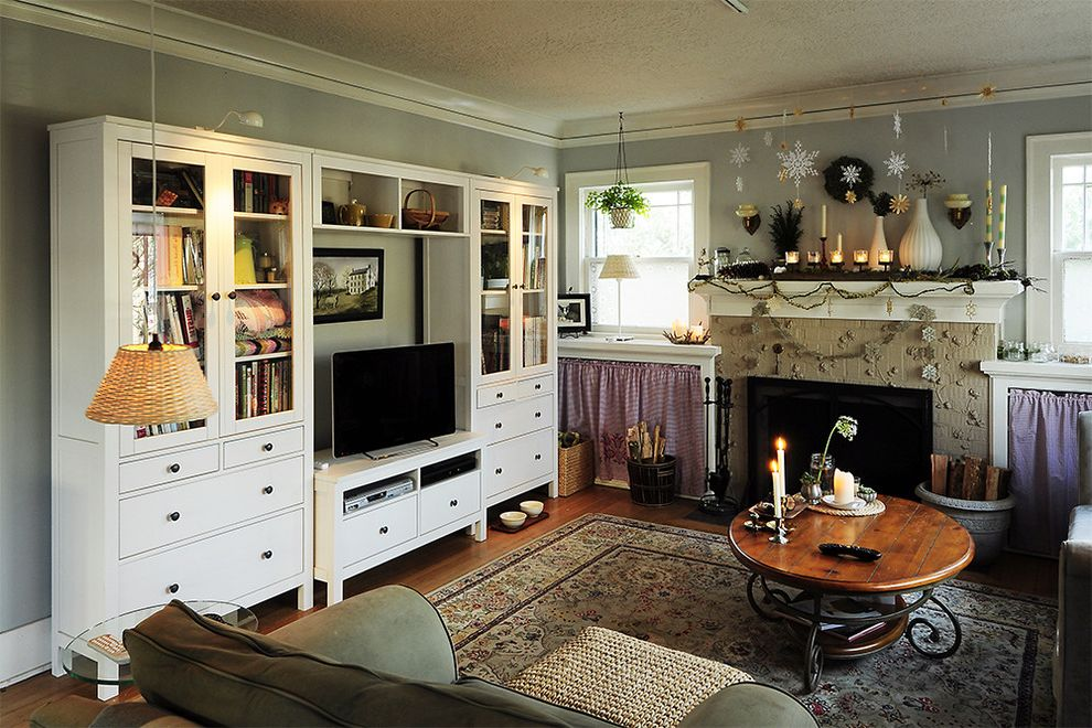 Living Eclectic Ikea for Eclectic Living Room and Oriental Rug