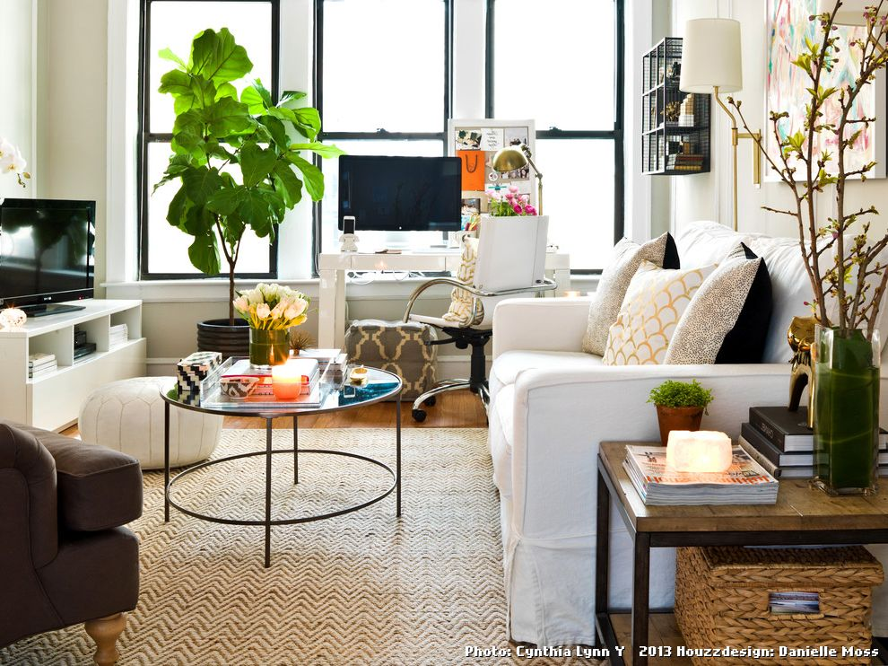 Living Eclectic Ikea for Eclectic Living Room and Wicker Basket