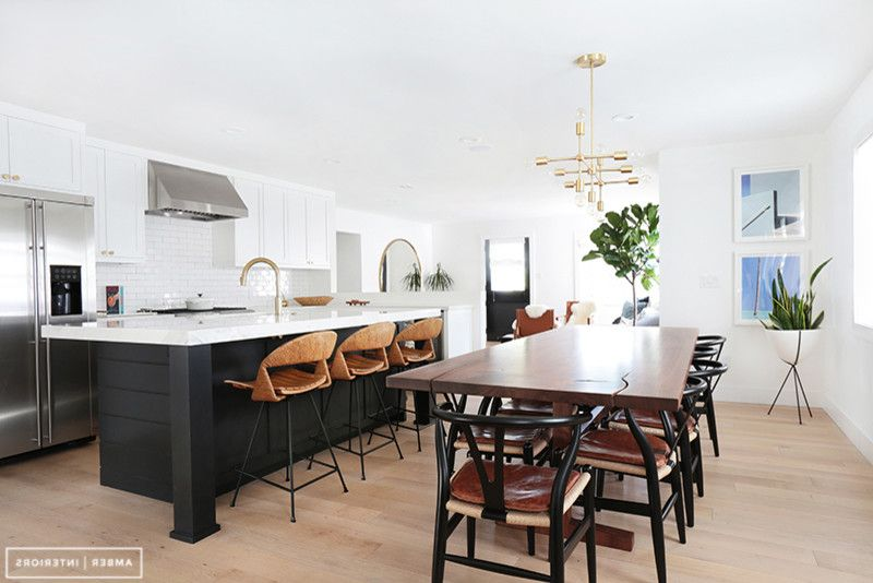 19th Street Fiddle Leaf Fig Tree Care for Scandinavian Kitchen Kitchen Photos Tile and Countertop Contractors