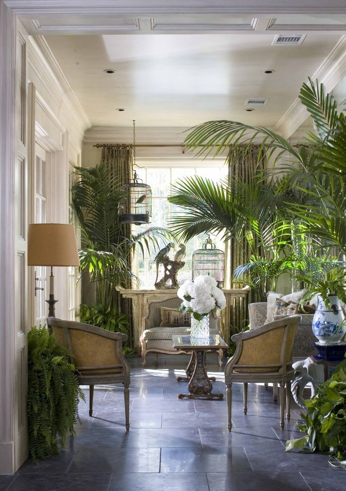 2009 Southern Accents Showhome Best Indoor Plants for Air Purification for Victorian Sunroom Living Photos Deck and Patio Builders