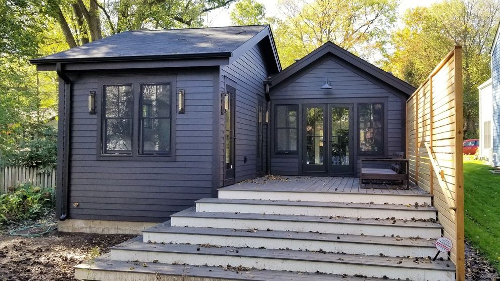 2017 - Addition and Full Remodel Exterior House Colors 2017 for Farmhouse Exterior Exterior Photos Home Window Contractors