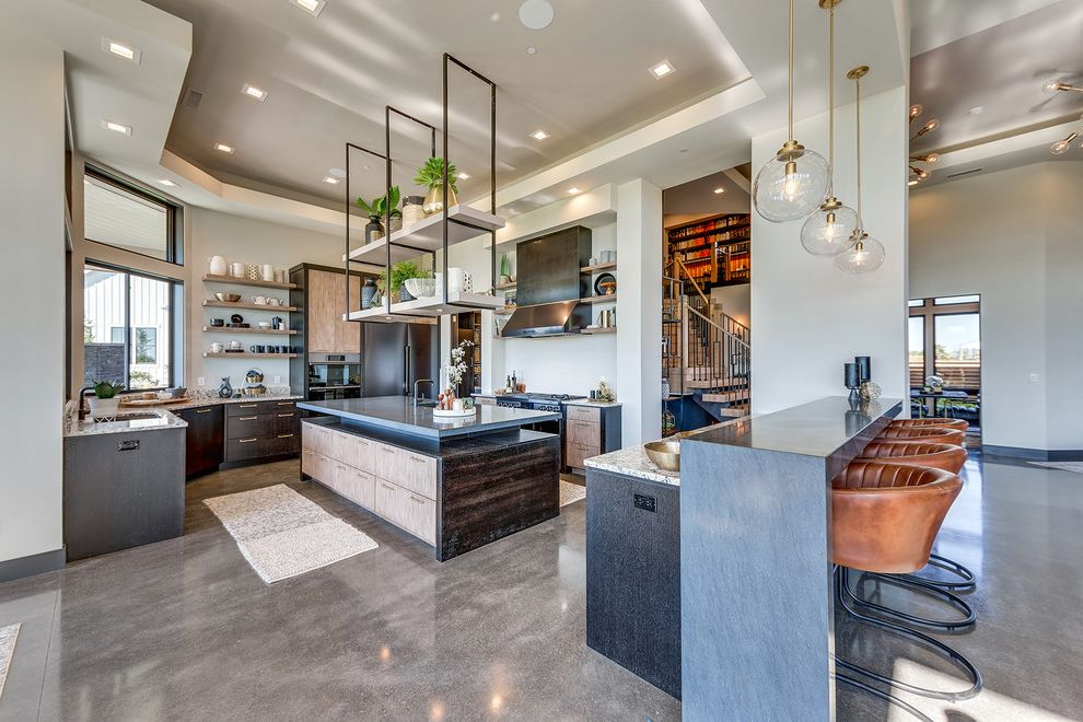 2018 Street of Dreams   Private Reserve Hgtv Dream Home 2018 Location for Contemporary Kitchen Kitchen Photos Kitchen and Bathroom Fixtures