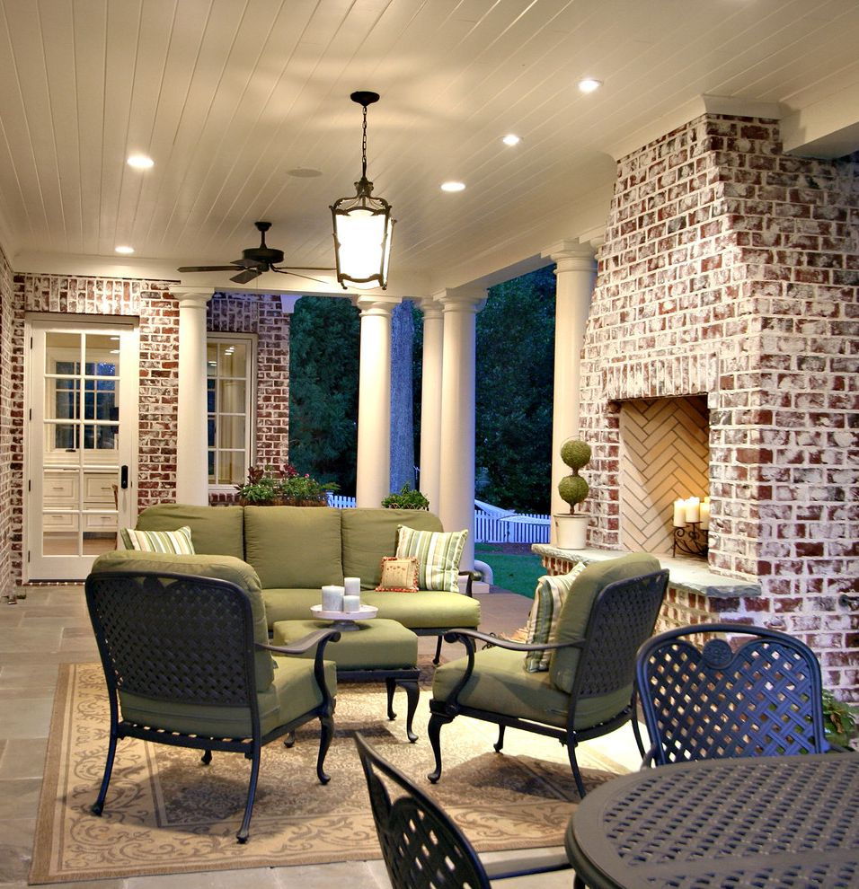 Back Porch Fixer Upper Season 3 Full Episodes for Traditional Porch Outdoor Photos Landscape Architects and Designers