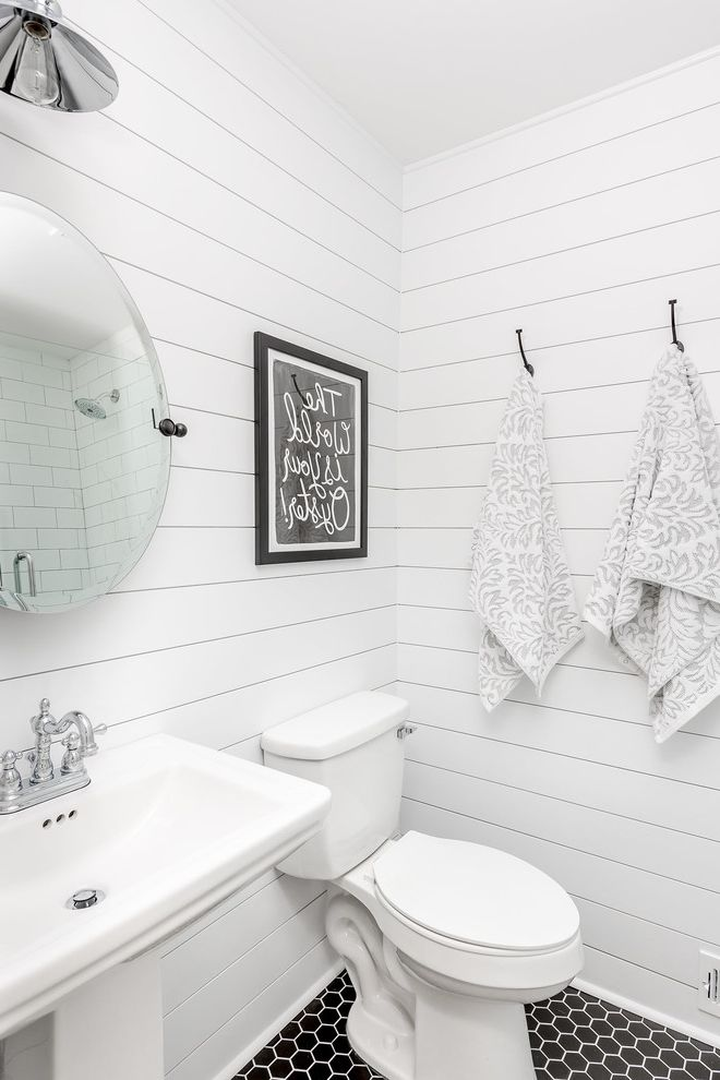 Before & After Bathroom Before and After for Farmhouse Bathroom Bath Photos Stone Cleaners