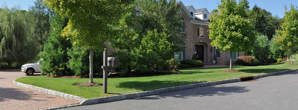 Before & After Curb Appeal Before and After for Traditional Landscape Outdoor Photos Living Shoreline Landscaping Ideas