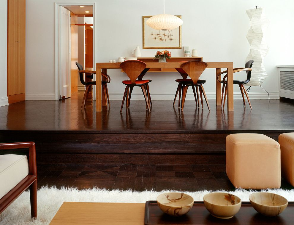 Benenson Warren Residence Dining Room How to Clean Wood Table for Contemporary Dining Room Dining Photos Lighting Companies and Designers
