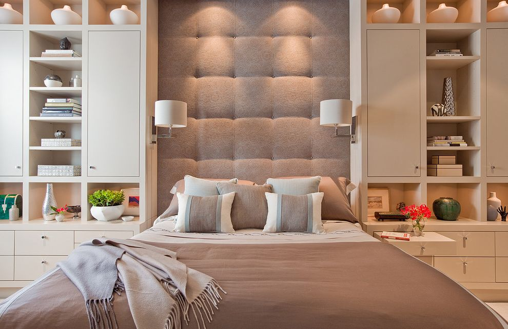 Contemporary Bedroom How to Make a Pillow for Contemporary Bedroom Bedroom Photos Contemporary Bedrooms