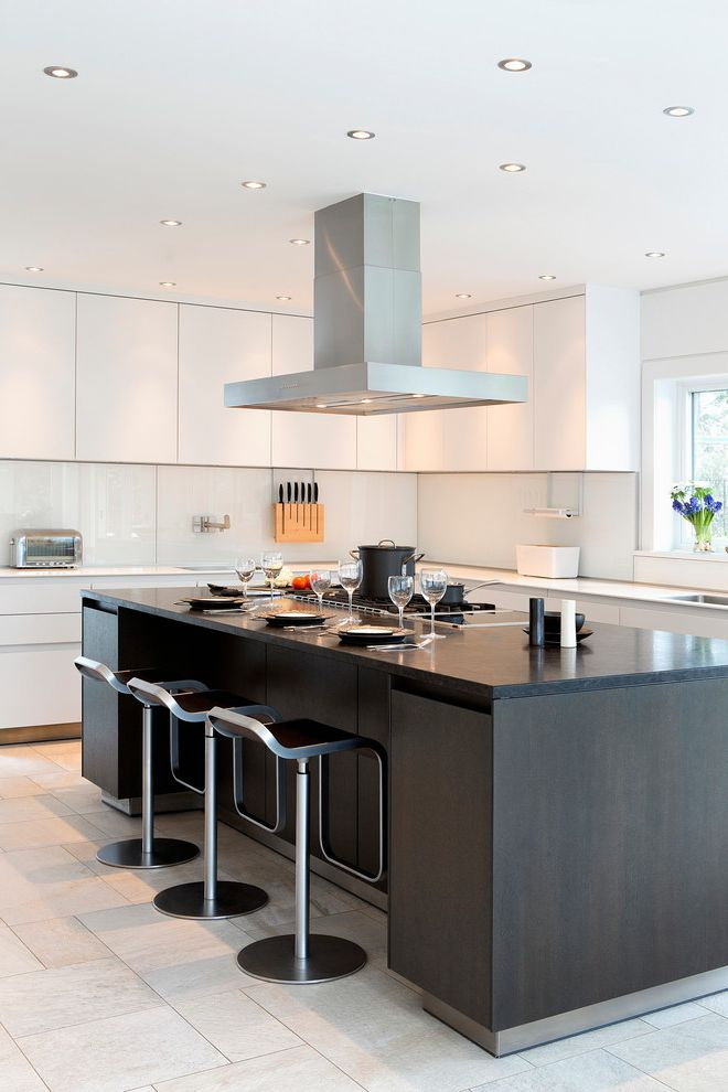 Contemporary Kitchen in Scarsdale, Ny How to Fold Sheets for Contemporary Kitchen Kitchen Photos Kitchen and Bathroom Remodelers
