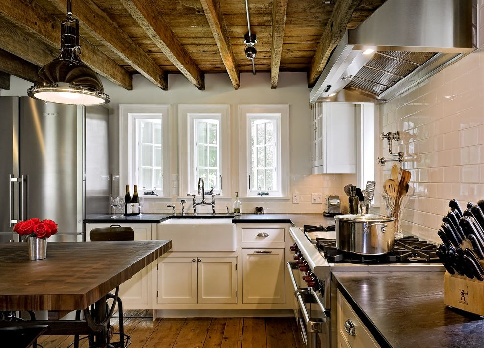 Crisp Architects How Long Does It Take for Grout to Dry for Farmhouse Kitchen Kitchen Photos Kitchen and Bathroom Designers