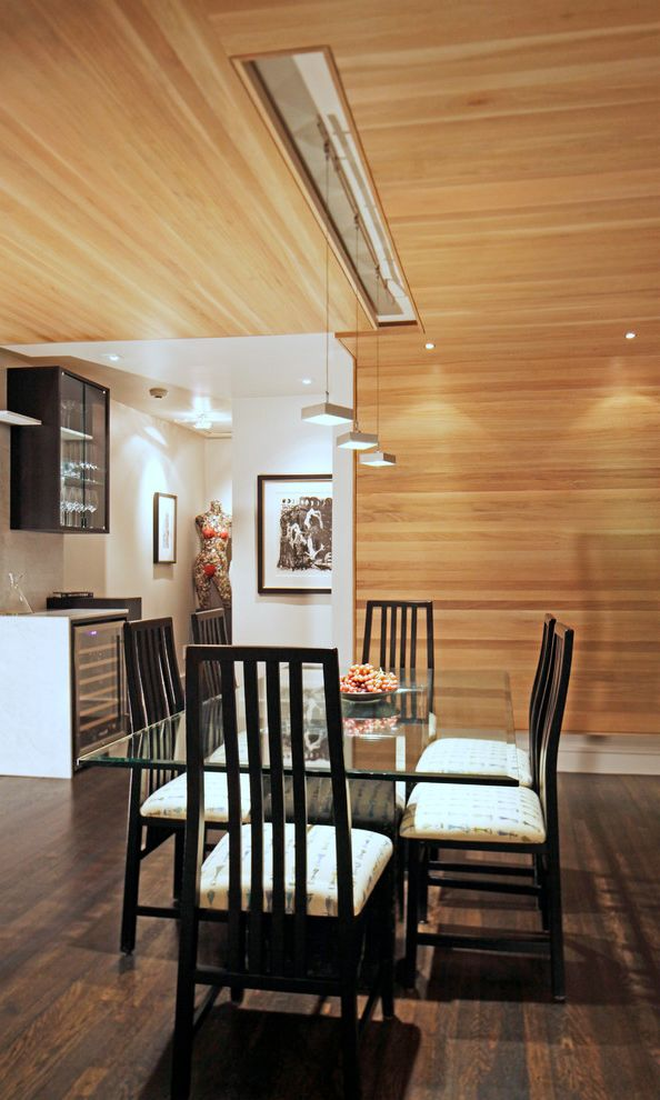 Decatur Contemporary Renovation What is a Furring Strip for Contemporary Dining Room Dining Photos Home Stagers