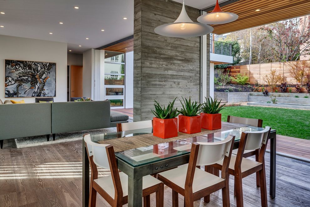 Dornbusch Residence Best Indoor Plants for Air Purification for Contemporary Dining Room Dining Photos Kitchen and Bathroom Remodelers