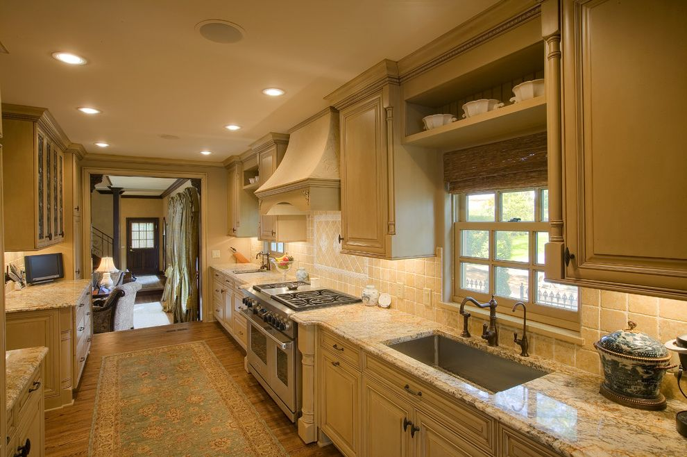 Edina   Traditional Kitchen Remodel What is a Galley Kitchen for Traditional Kitchen Kitchen Photos Kitchen and Bathroom Fixtures