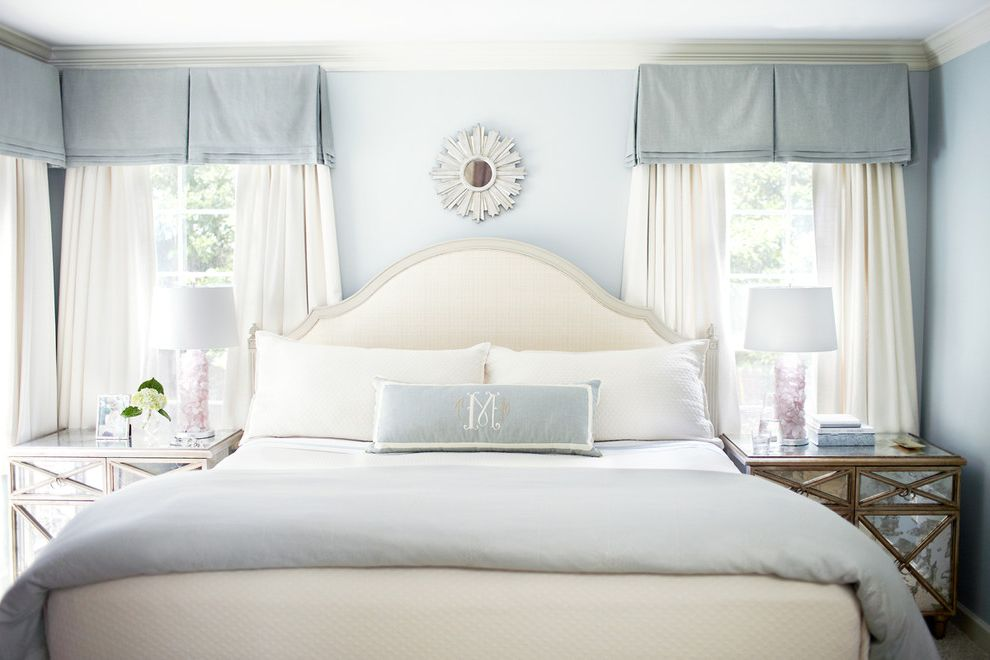 Family Home How to Make a Pillow for Transitional Bedroom Bedroom Photos John Richard 11x9 Bedroom Ideas and Photos