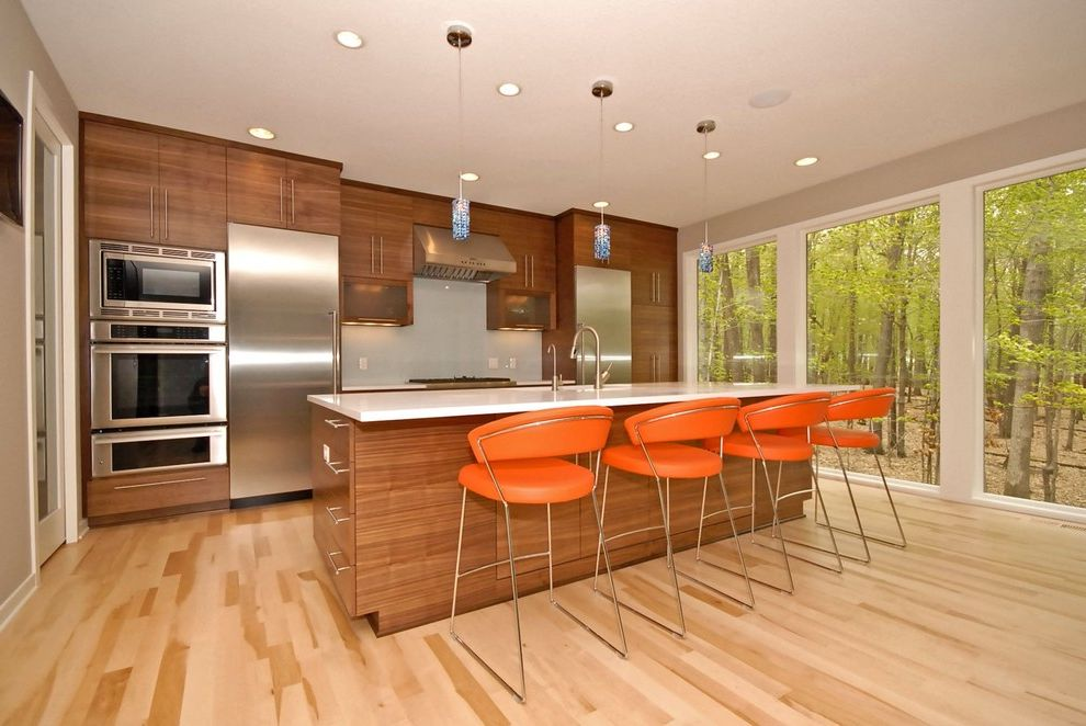 Fox Hills Best Way to Clean Stainless Steel for Contemporary Kitchen Kitchen Photos Contemporary Kitchens