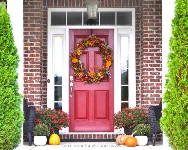 Front Door Paint Projects How to Paint a Front Door for Contemporary View Profile Contemporary Homes