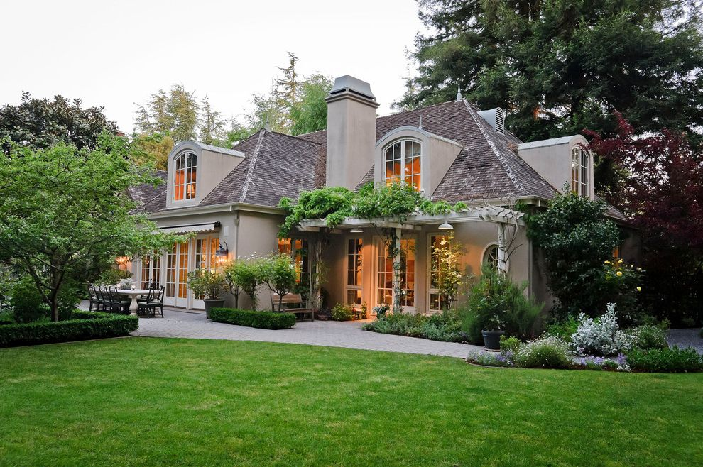 Green Oaks Atherton Popular Exterior House Colors for French Country Exterior Exterior Photos Exterior and Siding Contractors