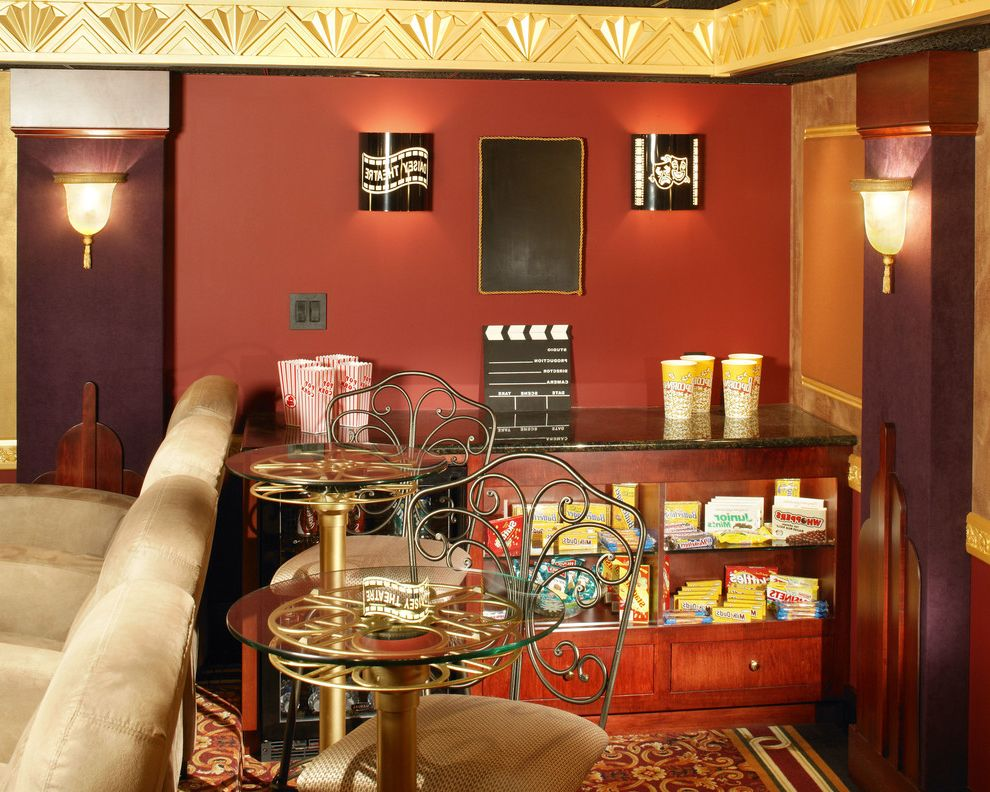 Hgtv Theater What's on Hgtv Tonight for Eclectic Home Theater Living Photos Cabinetry and Custom Cabinet Makers
