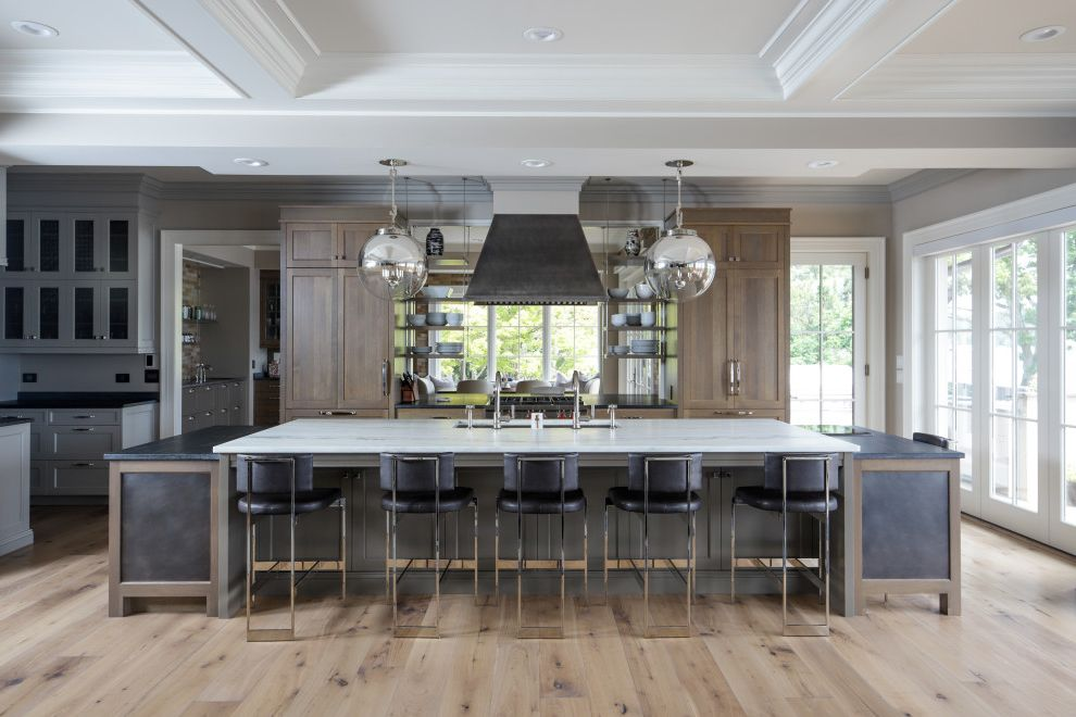 Lakefront Landing What is a Galley Kitchen for Transitional Kitchen Kitchen Photos Transitional Kitchens