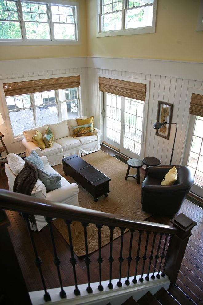 Lakeside Guest House Watch House Hunters Online for Traditional Living Room Living Photos Home Window Contractors