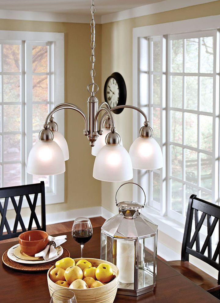 Living Room/dining Room How to Replace Fluorescent Light Fixture for Traditional Dining Room Dining Photos Kitchen and Bathroom Remodelers