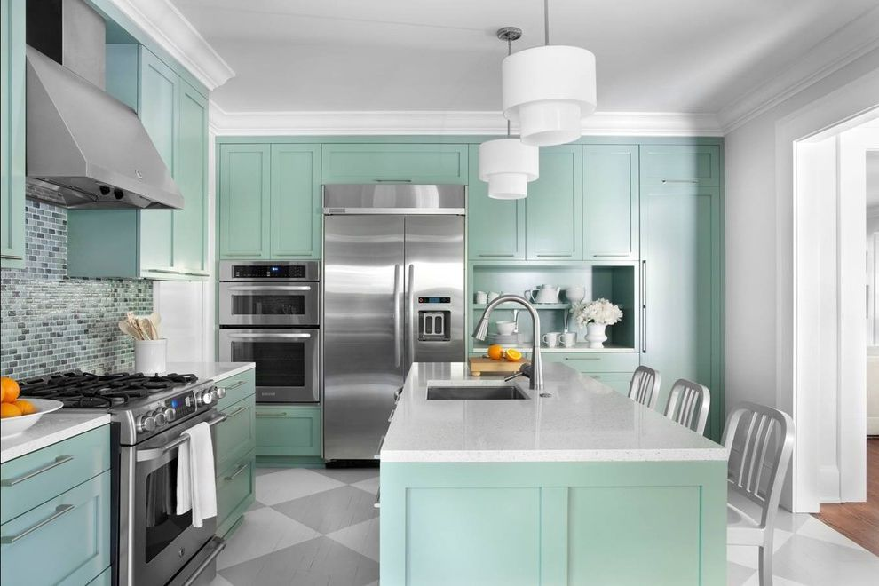 MWDA Before & After What Color to Paint Kitchen for Contemporary Kitchen Kitchen Photos Kitchen and Bathroom Designers