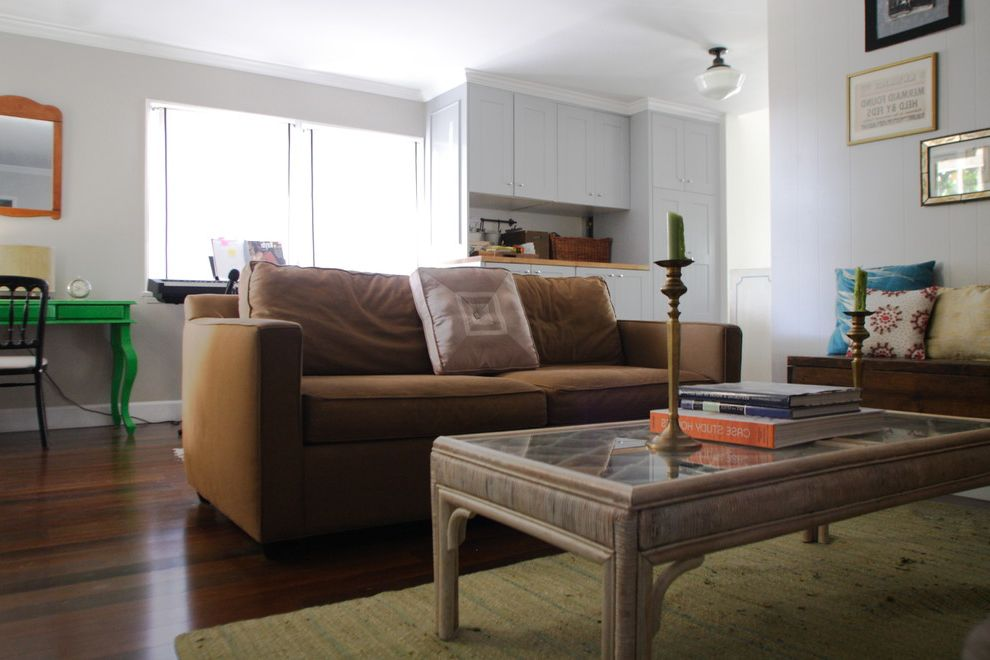 My Houzz: 1940s Fixer Upper Grows Up with the Family Watch Fixer Upper Online for Traditional Living Room Living Photos Fireplace Services and Installers