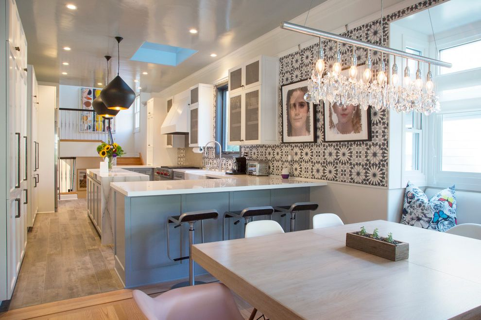 My Houzz: Remodeling Dreams Come True in a Queen Anne Victorian My Lottery Dream Home for Kitchen Kitchen Photos Stone Cleaners