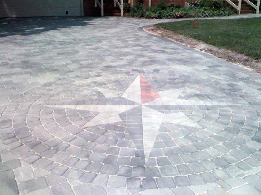 Our Projects How to Lay Pavers for Traditional Patio Outdoor Photos Metal Pole Patio Ideas
