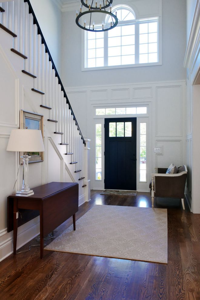 Parade of Homes Fall 2012 How to Clean Black Mold for Traditional Entry Entry Photos Traditional Entryways