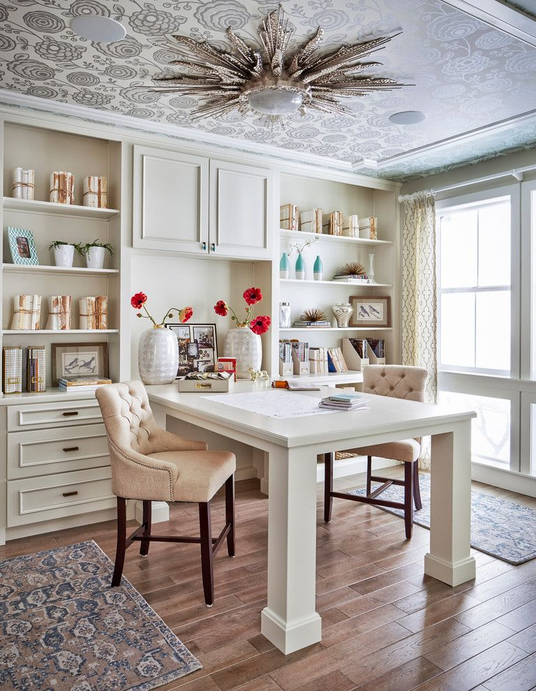 Platte Park 2101 Love It or List It for Traditional Home Office Home Office Photos Split Level Traditional