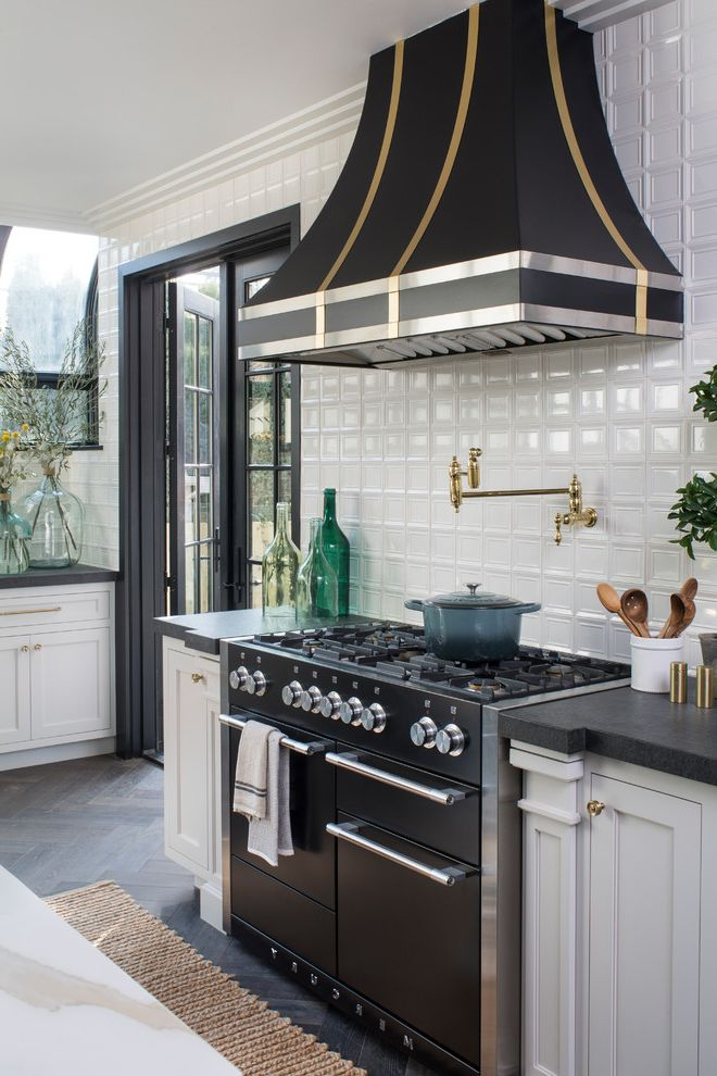 Property Brothers at Home: Drew's Honeymoon House Property Brothers Full Episodes for Transitional Kitchen Kitchen Photos Yellow Kitchen Cabinets