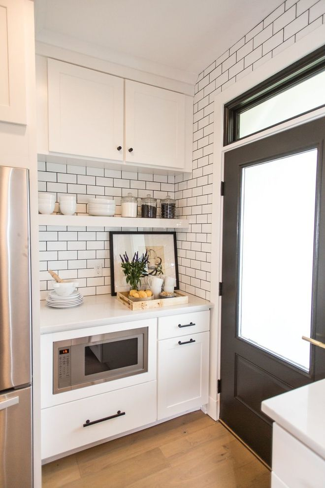 Property Brothers: Buying & Selling - Episode 506 Property Brothers Full Episodes for Transitional Kitchen Kitchen Photos Backsplash with Red Accent Tile Kitchen Ideas