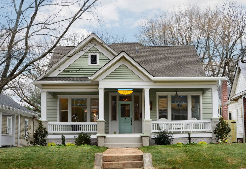 Queen Anne Bungalow Resurrection Getting House Ready to Sell Checklist for Traditional Exterior Exterior Photos Landscape Architects and Designers