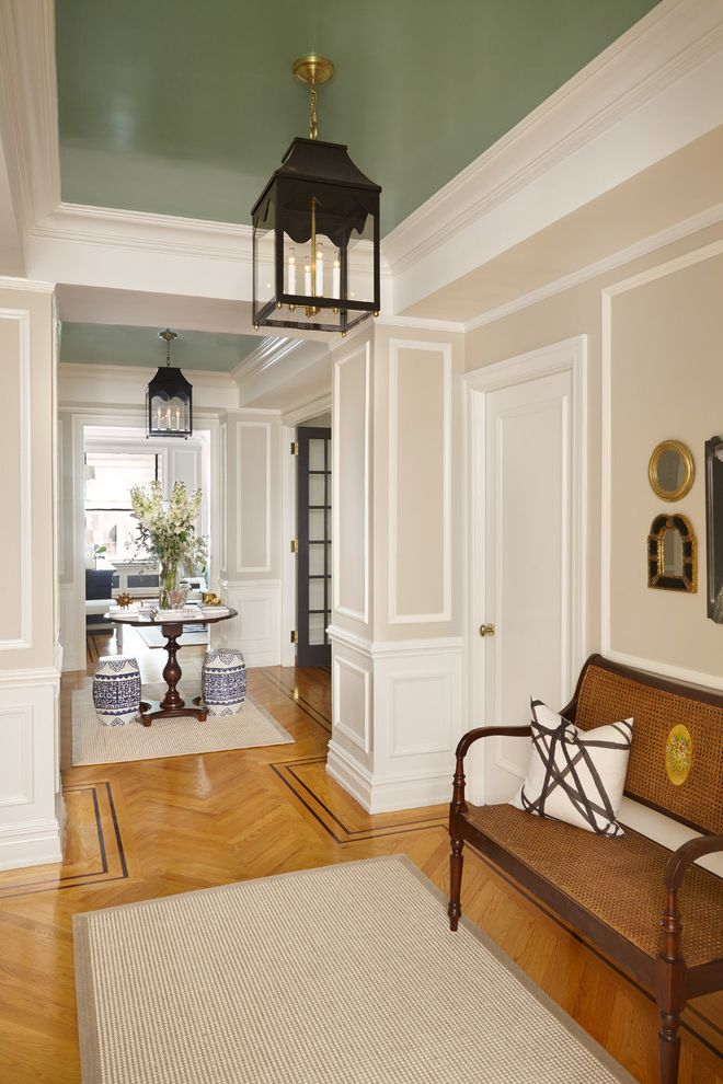 Remodel, Kitchen and Decor, Large Apt   in Progress Black Mold in Home for Traditional Entry Entry Photos Small Wooden Stool Entry Ideas