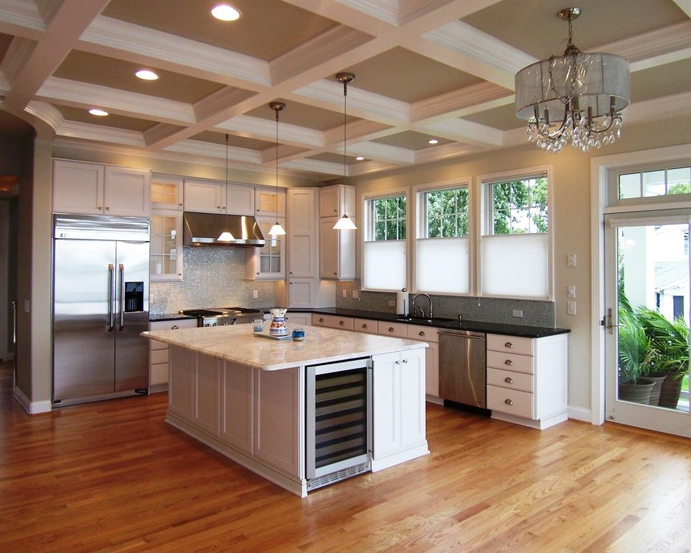 Rockaway Beach, Md Which is Better Granite or Quartz for Traditional Kitchen Kitchen Photos Kitchen and Bathroom Remodelers