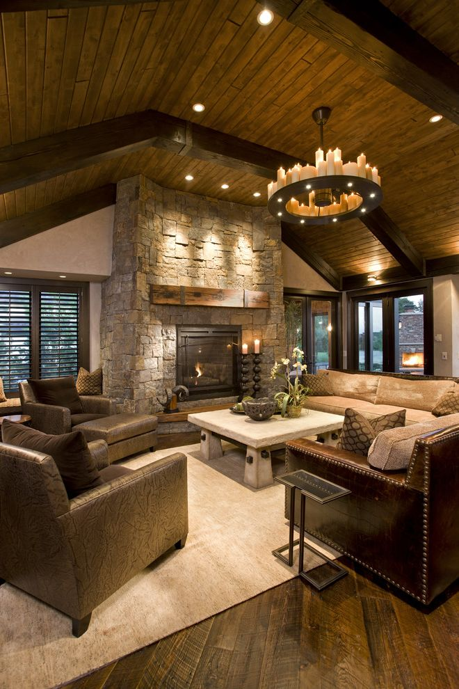 Rustic Family Room House Hunters International Full Episodes for Rustic Family Room Living Photos Home Theater and Home Automation Companies