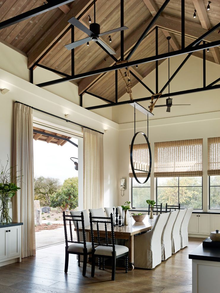 Santa Rosa Residence How to Clean Wood Table for Transitional Dining Room Dining Photos Kitchen and Bathroom Designers