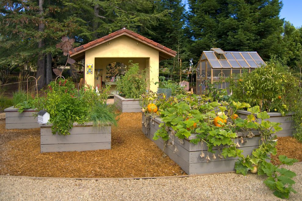 Saratoga Estate Can You Freeze Vegetables for Mediterranean Landscape Outdoor Photos Roofers and Gutter Installers